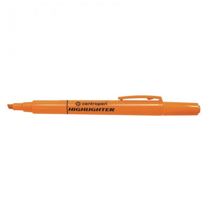 Маркер для выделения текста Fax (оранжевый) 8722/06