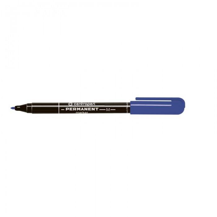 Маркер перманентний Permanеnt (синій) 2846/03