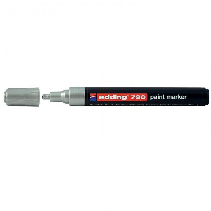 Лак-маркер Paint (срібний) E-790/13