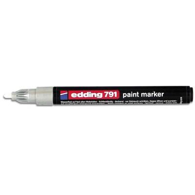 Лак-маркер Paint (белый) E-791/11