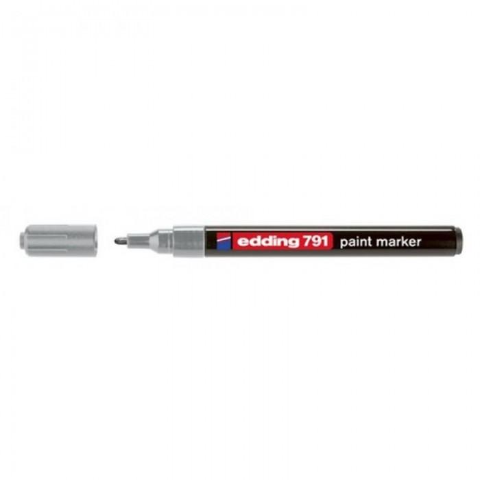 Лак-маркер Paint (срібний) E-791/13