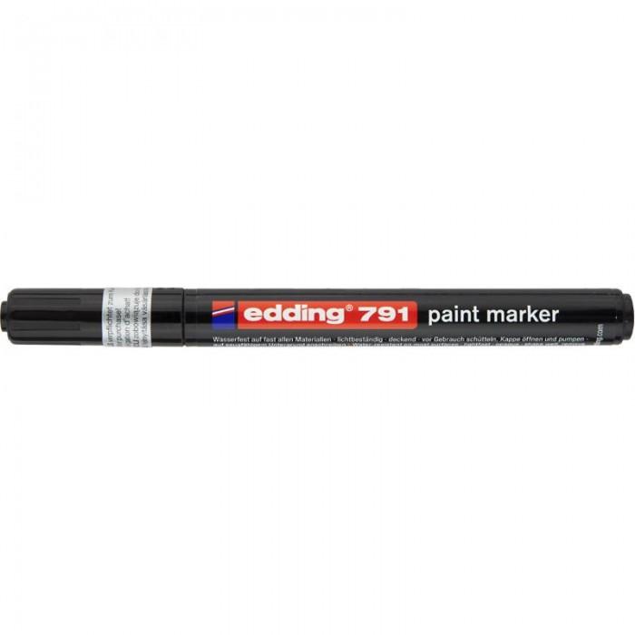 Лак-маркер Paint (черный) E-791/01