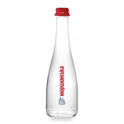 Вода минеральная Моршинская негазированная 0,33 л, стекло