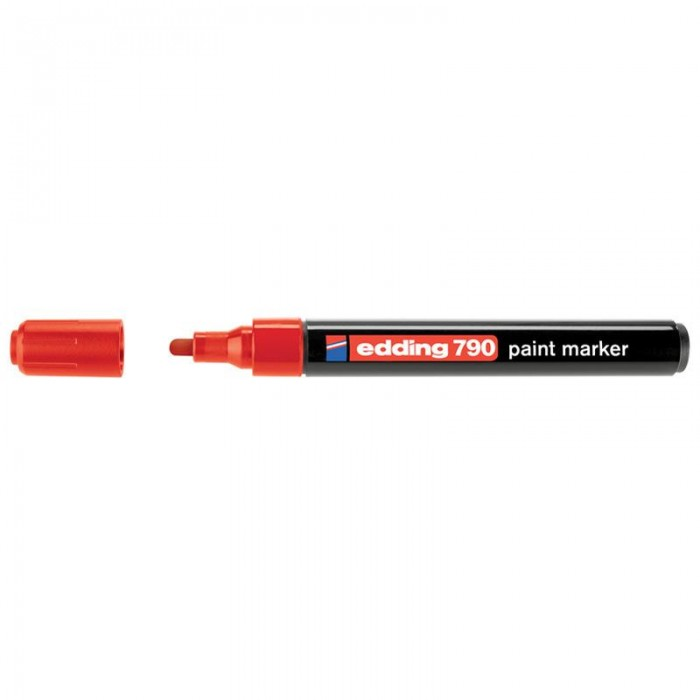 Лак-маркер Paint (червоний) E-790/02