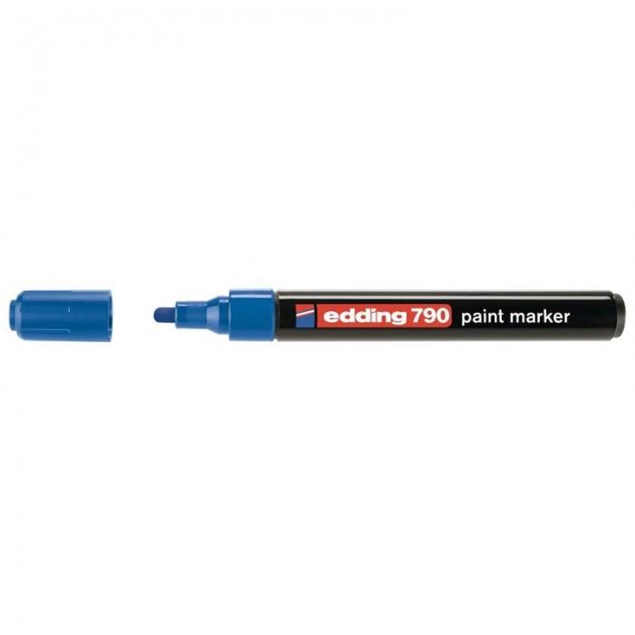 Лак-маркер Paint (синій) E-790/03