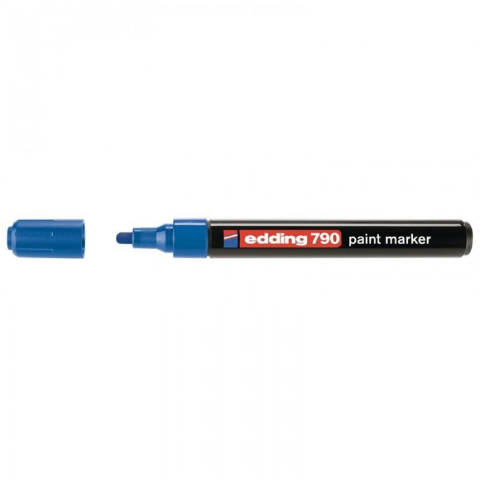 Лак-маркер Paint (синий) E-790/03