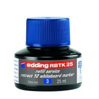 Чорнило для заправки Board-маркерів (синій) E-BTK25/03