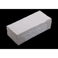 Рушники паперові V-складка (сірі)  10100101
