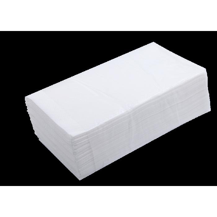 Рушники паперові V-складка (білі)  10100103