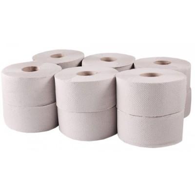 Туалетная бумага в рулоне JUMBO (12 рулонов)