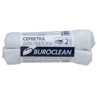 Серветка для підлоги Buroclean 2шт/уп