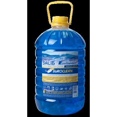 BUROCLEAN для мытья стекол  5л. (морская свежесть) 10700605