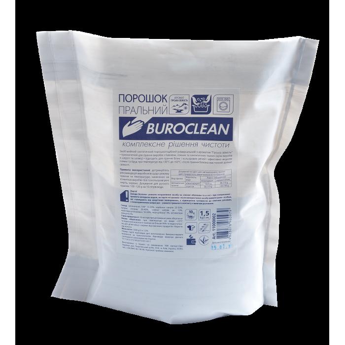 Buroclean порошок пральний (універсальний) Гірська свіжість 1,5кг.