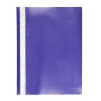 Швидкозшивач А4 (синій) 1317-02-A