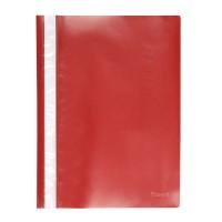 Скоросшиватель А4 (красный) 1317-24-A