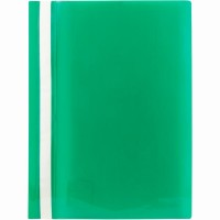 Скоросшиватель А4 (зеленый) 1317-25-A