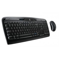 Комплект: клавіатура+миша LOGITECH WIRELESS DESKTOP MK330