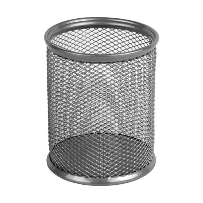 Подставка для ручек (серебряный)  2110-03-A