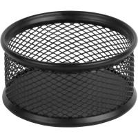 Подставка для скрепок (черный)  2113-01-A