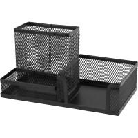 Подставка-органайзер (черный)  2116-01-A