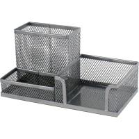 Підставка-органайзер (срібний) 2116-03-A