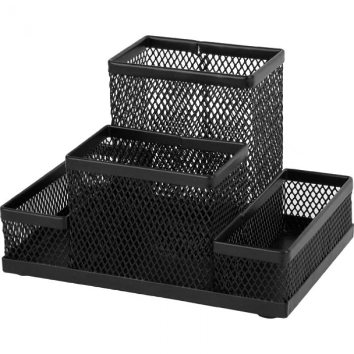 Подставка-органайзер (черный)  2117-01-A