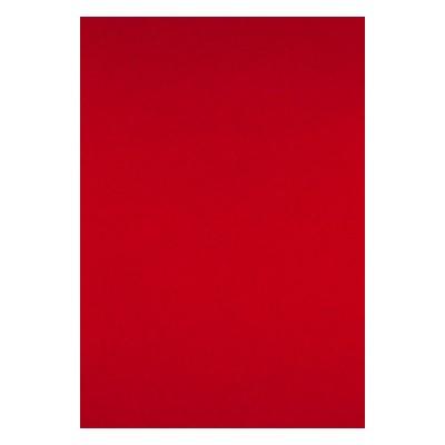 """Обкладинки картонні """"під шкіру"""" А4, 250мкм. (червоний) 50шт. 2730-06-A"""