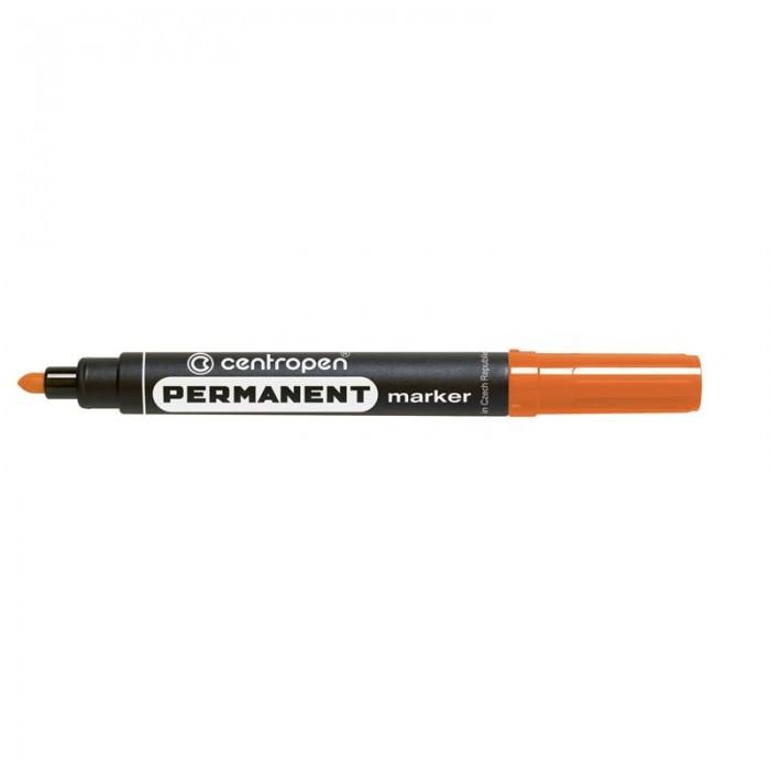Перманентний маркер Permanent (помаранчевий) 8566/06