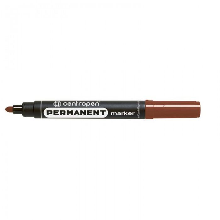 Перманентний маркер Permanent (коричневий) 8566/07