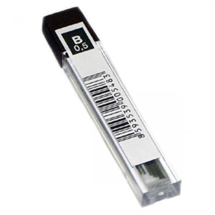 Грифели для механических карандашей (0,5мм) 4152 НВ