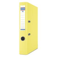 Реєстратор PREMIUM А4 / 50мм (жовтий) 3955001PL-11