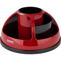 Підставка-органайзер Duoton, в коробці, червоний