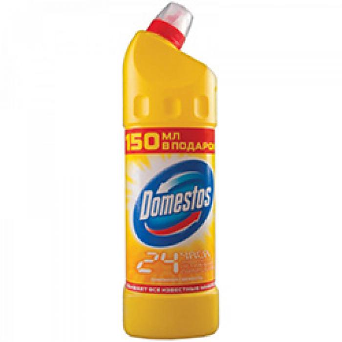 DOMESTOS чистящее средство 1л  Цитрусовая свежесть