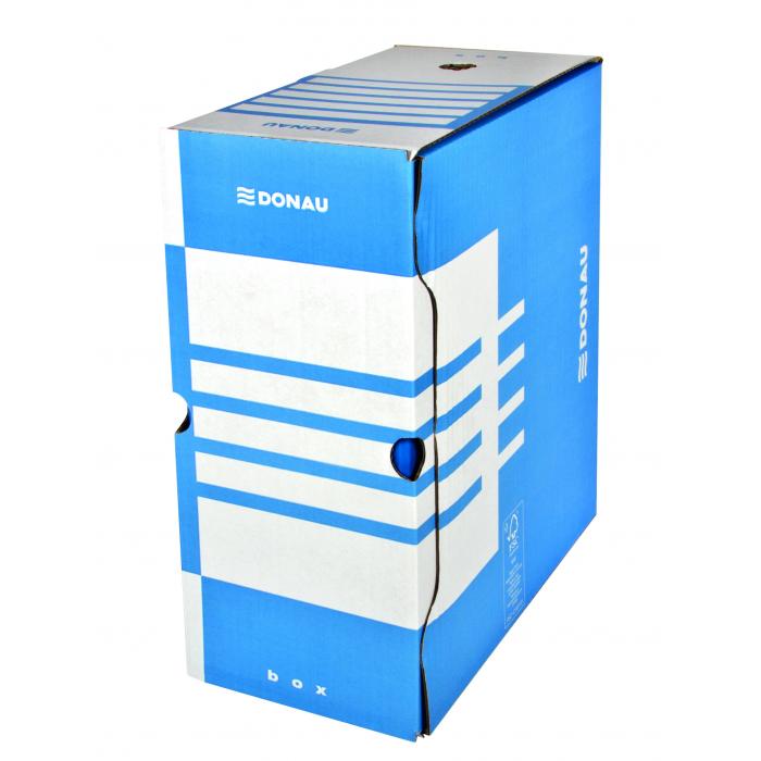 Бокс архивный 300х155х340мм (синий) 7663301PL-10