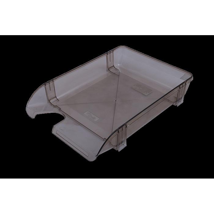 Лоток горизонтальный (дымчатый) 80501