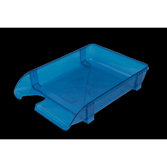 Лоток горизонтальный (голубой) 80505