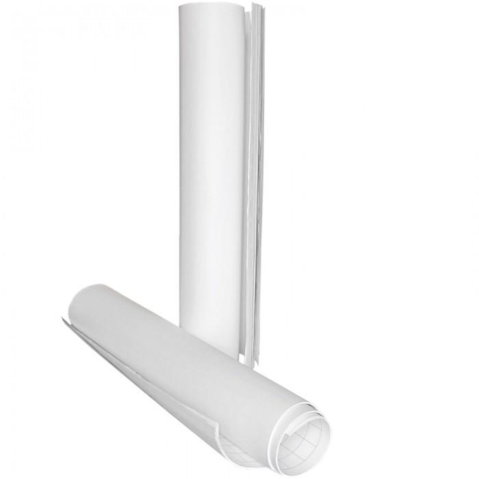 Блокнот для флипчарта 10 листов (чистый), упаковка-полиэтилен 8092-A