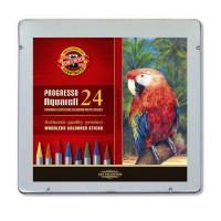Олівці акварельні Progresso подарункові (24 кольори) 8784