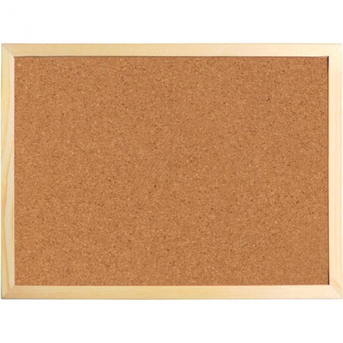 Доска пробковая (60х90см) 9602-A