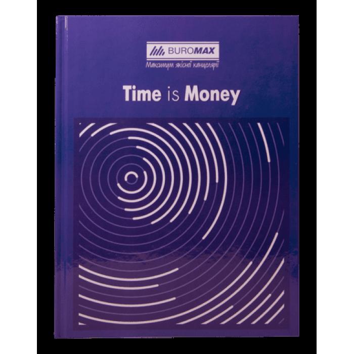 Книга канцелярская А4 Время-деньги 96 листов (клетка) bm.2400-102