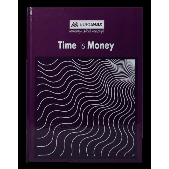 Книга канцелярская А4 Время-деньги 96 листов (клетка) bm.2400-107