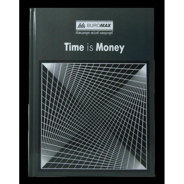 Книга канцелярская А4 Время-деньги 96 листов (клетка) bm.2400-109