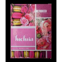 Книга канцелярська А4, Boho Chic 96 аркушів (лінія) bm.2401-110