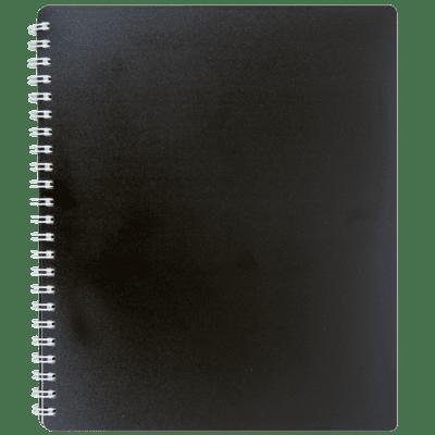Зошит для записів В5 Classic (чорний)  bm.2419-001