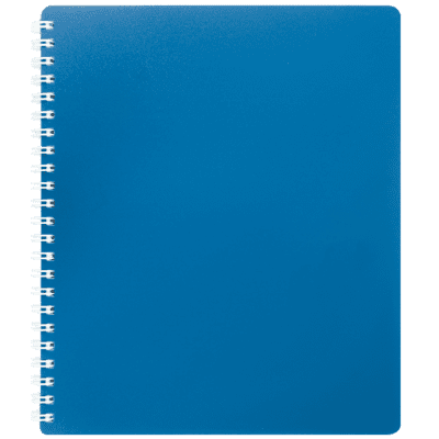 Тетрадь для записей В5 Classic (синий)  bm.2419-002