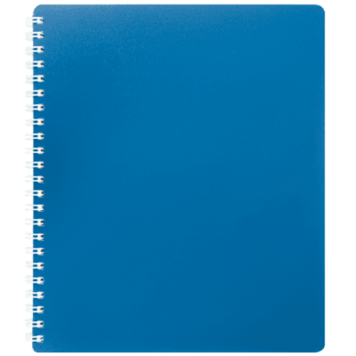 Зошит для записів В5 Classic (синій)  bm.2419-002