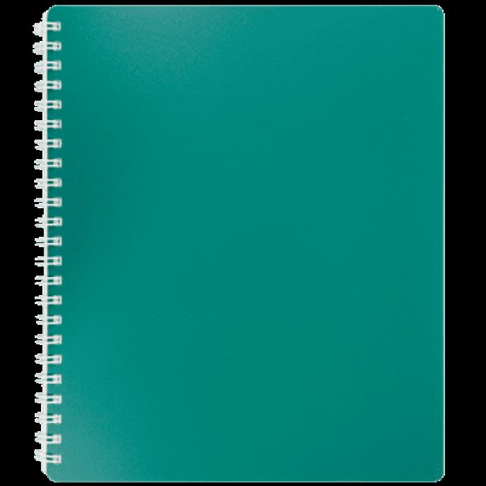 Тетрадь для записей В5 Classic (зеленый)  bm.2419-004