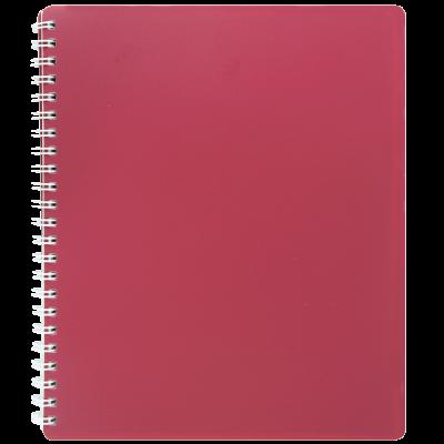Тетрадь для записей В5 Classic (красный)  bm.2419-005