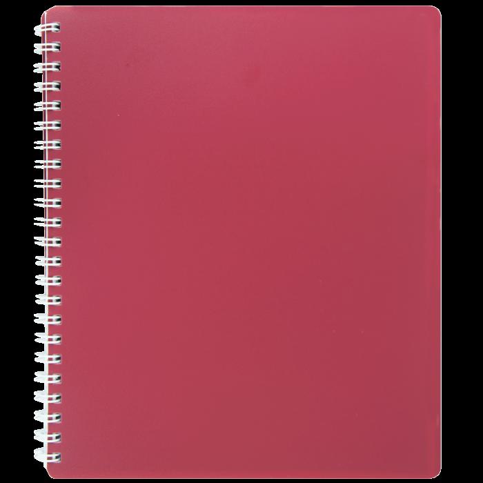 Зошит для записів В5 Classic (червоний)  bm.2419-005