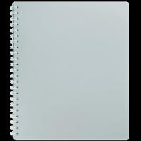 Тетрадь для записей В5 Classic (серый)  bm.2419-009